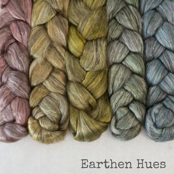 Greenwood Fiberworks Yak/Silk Bundle