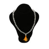 Crystal Quartz Sphatik Necklace - 108 Beads