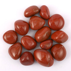 Red Jasper Tumble Stone (25-30 mm) (Set of 2)