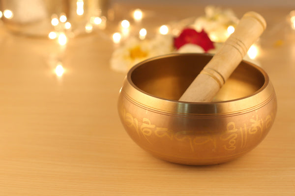 Brass Singing Bowl (4 Inch)