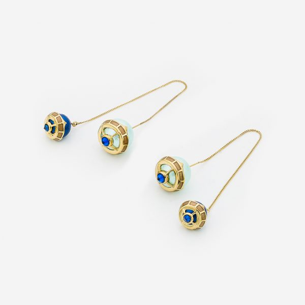 024.007-00.0033-Empress-Warrior-Azure-Pearl-String-Earrings-02