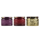 Set of Three Aromatic Candles