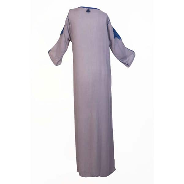 Κaftan Naila Light Grey