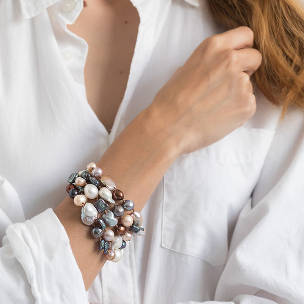 Cultured Pearls Bracelet