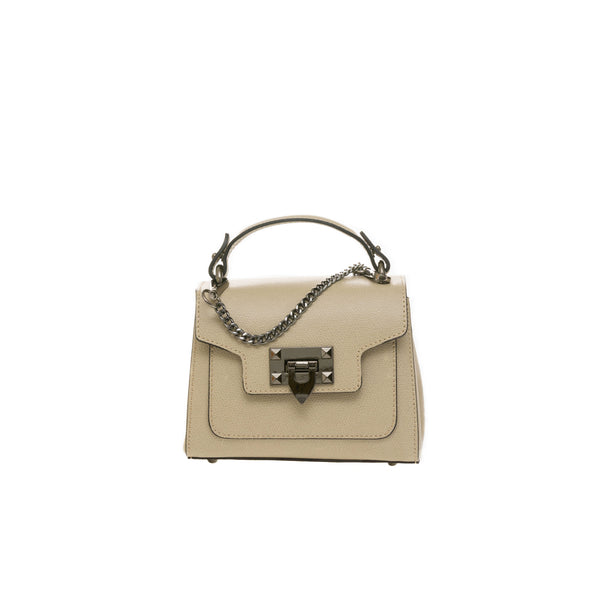 Beige mini Handbag
