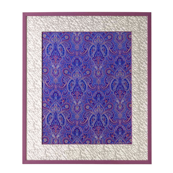 Purple Chinese Frame