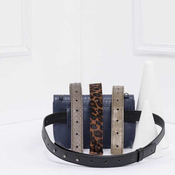 Leopard Animal Print Belt