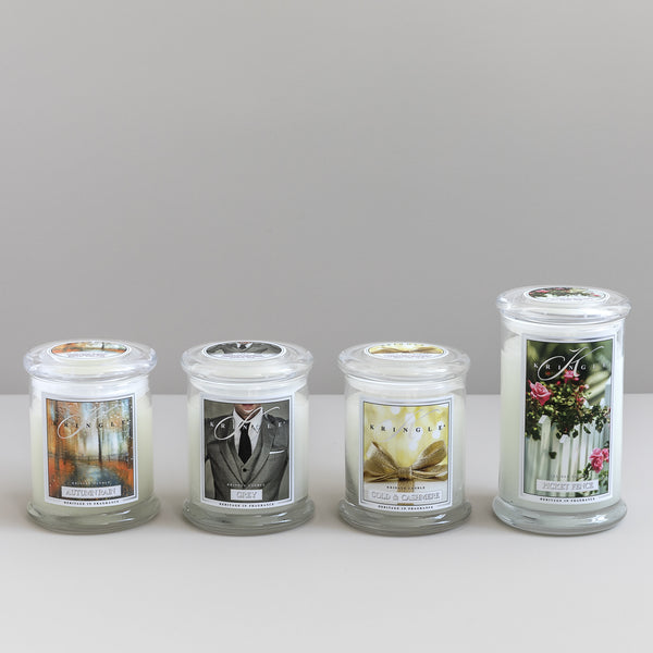 Mr. Grey Candle, Medium