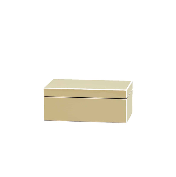 Handmade Sandstone Lacquered Jewelry Box