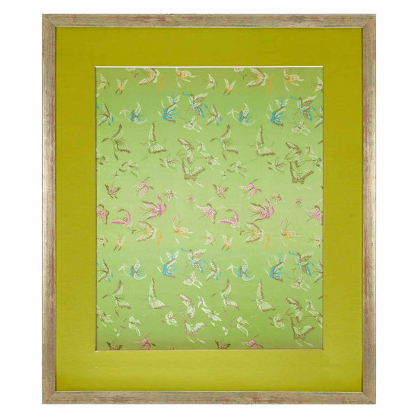 Green Chinese Frame