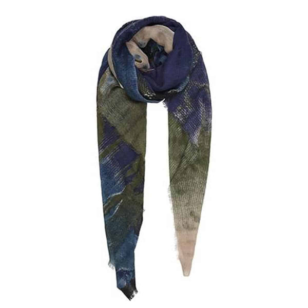Kissed by the Rain Wool Scarf