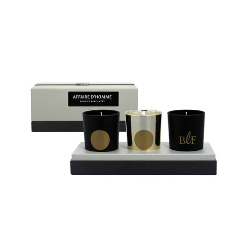 "Scented Gift Box ""Affaire d'homme"""