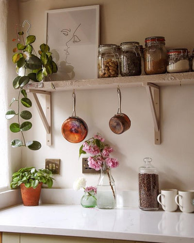 Decant and accessorise your kitchen like the bloggers!