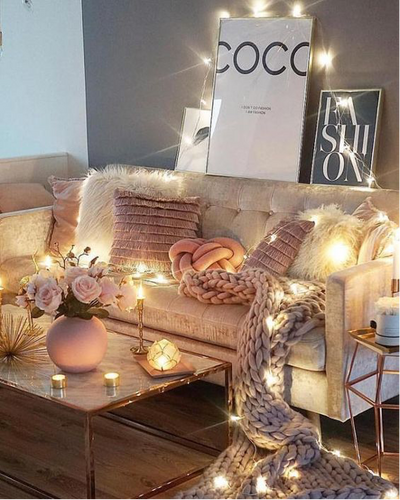 Get cosy without the pumpkins!