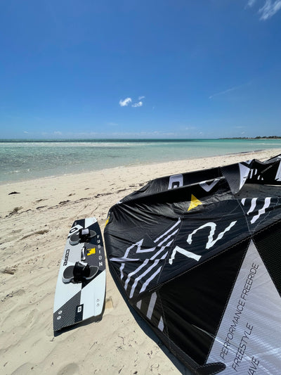 Semi-Private Kiteboarding Lessons
