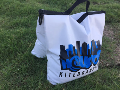 Kiteboarding and Wing Weight Bag