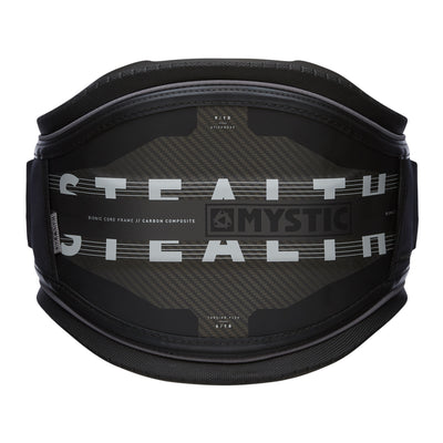 Mystic Stealth Harness 2021 Black / White
