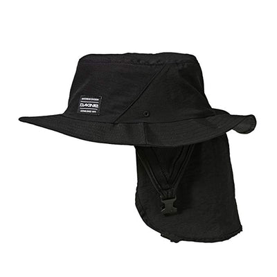 Dakine Black Indo Surf Hat