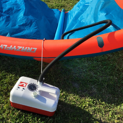 Bravo 20-2 Kite / Electric SUP / Inflatable Pump