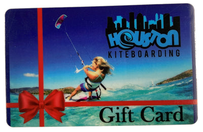 Houston Kiteboarding Gift Card
