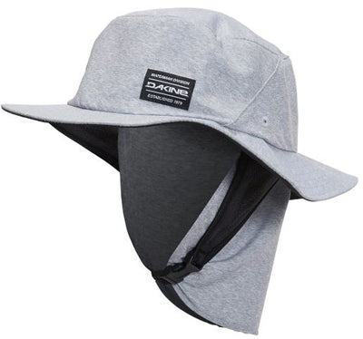 Dakine Grey Indo Surf Hat