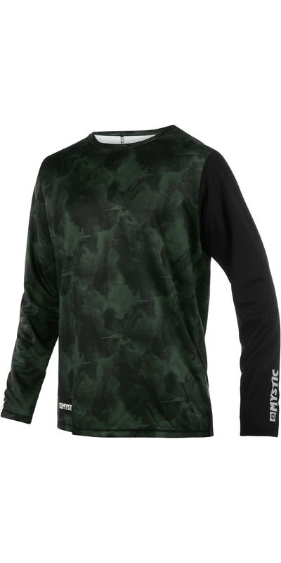 2019 MYSTIC MAJESTIC MENS LONG SLEEVE LOOSEFIT QUICK DRY RASHGUARD