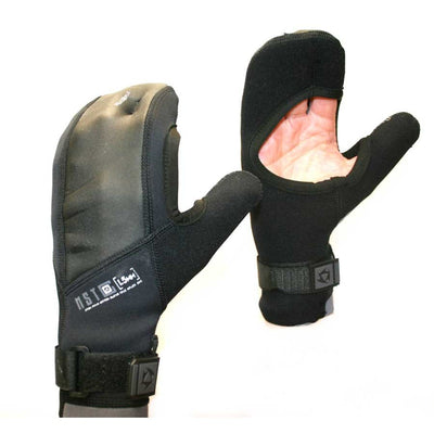 Mystic Glove Open Palm 1.5mm