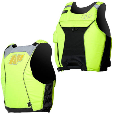 NP High Hook Impact Vest