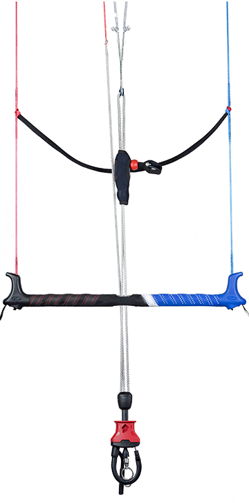 Ozone Contact Snow V4 Water Kite Control Bar and Lines