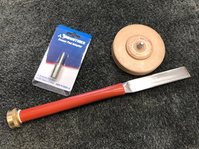 FoilMount Removal Tool  (two parts)