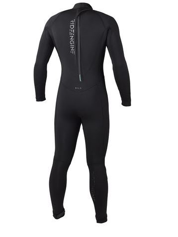 Ride Engine Silo 5/4 Back Zip Kite/Surf/Foil Full Wetsuit