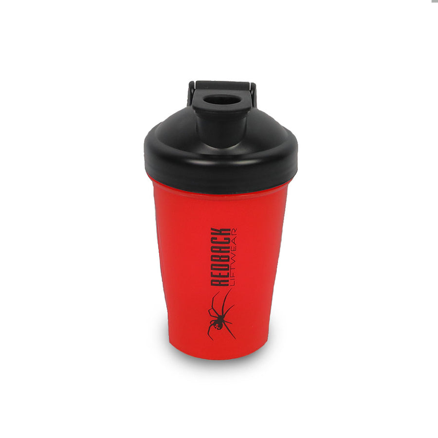 400ml Shaker - Redback Liftwear