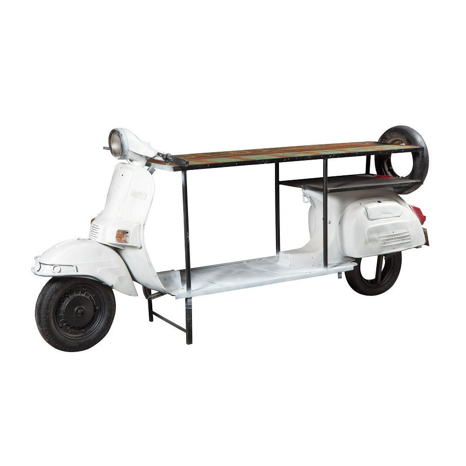 Consolle Industrial Scooter