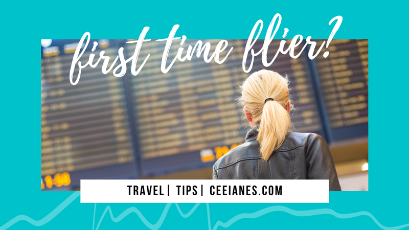 The First Time Flier Travel Tips