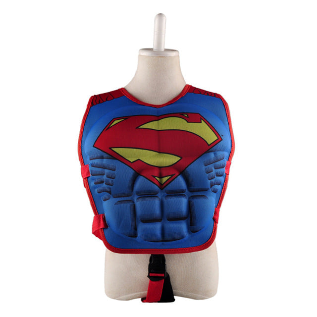 SuperHero Swimming Life Jacket for Kids