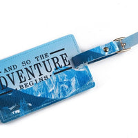 Candy Tavel Luggage Tag