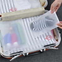 Clear Packing Organizer