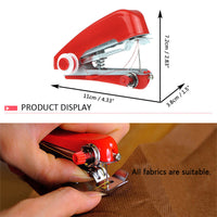 Mini Handheld Sewing Machine