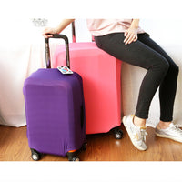 Elastic Travel Luggage Cover | Travel Essentials