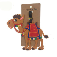Animal Shape Luggage Tag