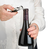 Corkscrew with Wine Foil Cutter | Travel Essentials