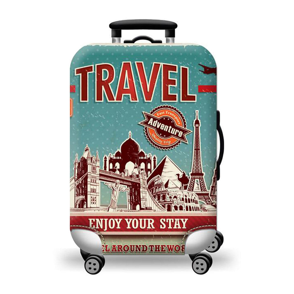 Travel Guru Luggage Cover