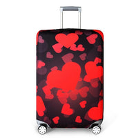 Rainbow Luggage Cover