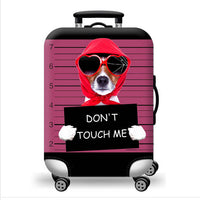 Don't Touch Me Luggage Protector