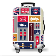 Soldier Luggage Cover