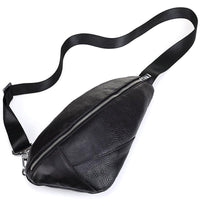 Genuine Cow Leather Sling Bag | Crossbody Bag | Shoulder Bag