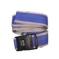 Luggage Strap with Password Lock | Travel Essentials