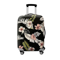 Animal Print Luggage Cover