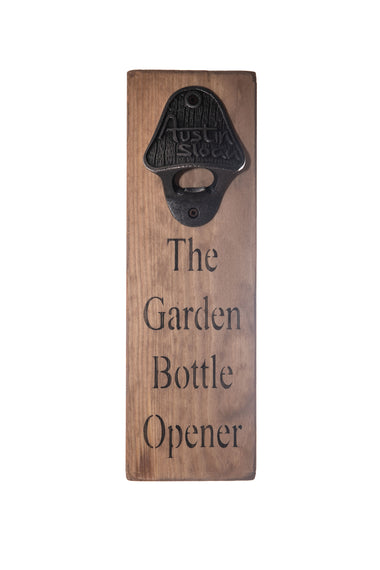 The Garden Bottle Opener Bottle Opener