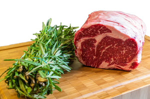 USDA Prime Boneless Prime Rib Roast - Alpine Butcher